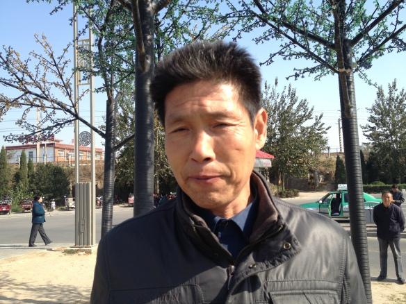 my helper in Luoyang