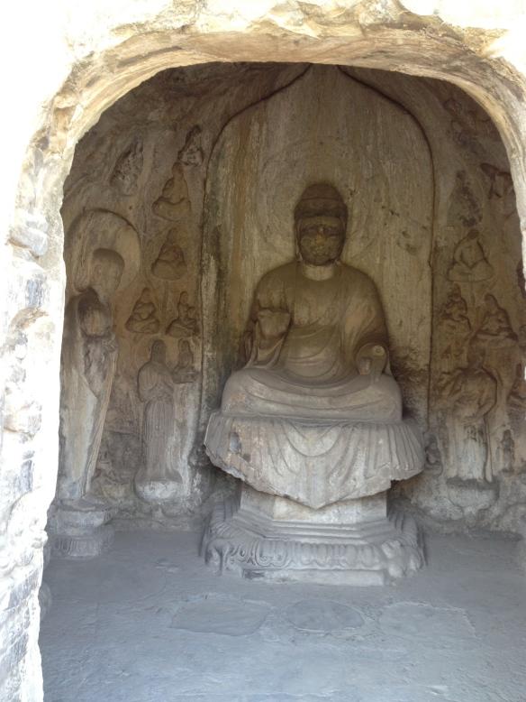 medium Buddha