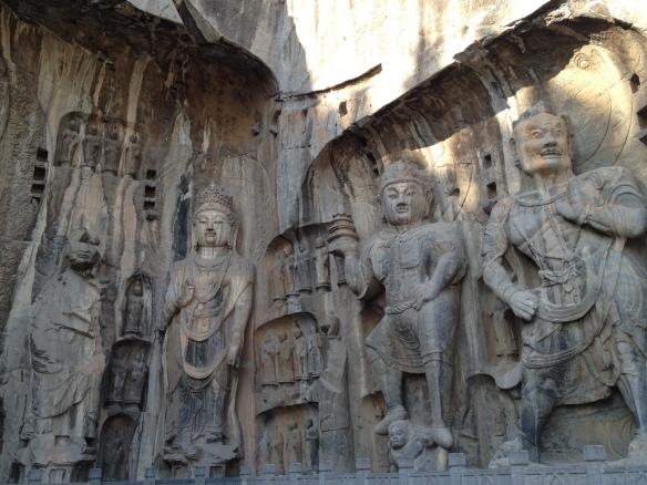 Buddha guardians