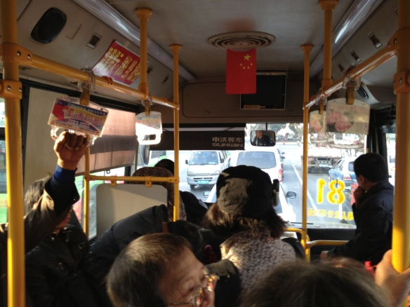 Luoyang city bus #81