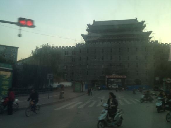 last glimpse of Luoyang