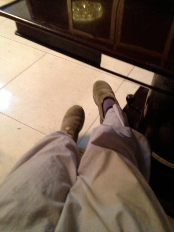kung fu legs
