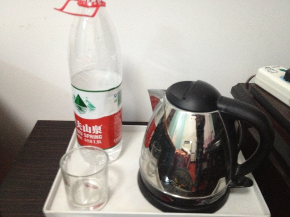 electric kettle, useful for many things!